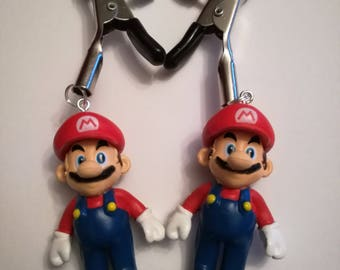 Super Mario Nipple Clamps