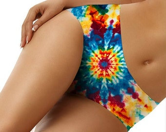 Tie Dye Girl Underwear