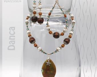 Jewelry Set | Necklace, Bracelet, Earrings | Danca PG40230834