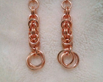 Byzantine Blossom Earrings