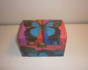 "Box set ""Blue butterfly"""