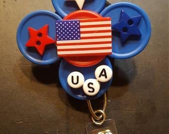 ID Badge Reel