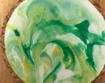 Fresh Lime Coaster