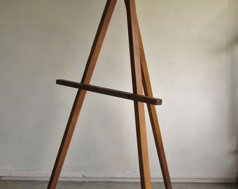 Rustic Wooden Display Easel 1.4M
