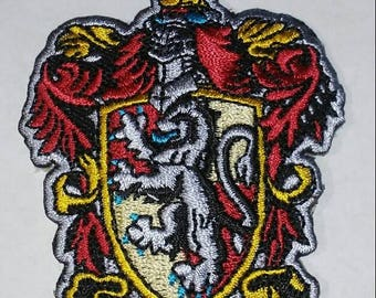 FREE SHIPPING*** Harry Potter Gryffindor Patch (House of Hogwarts) ~ NEW!!!