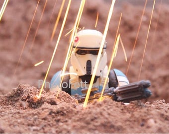 Scarif Stormtrooper w/ Sparks
