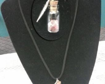Jar 'O Stone Necklace