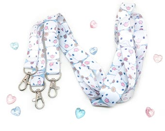 Poro Lanyard (League of Legends Inspired)