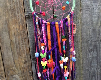 Happy Thoughts Dream Catcher