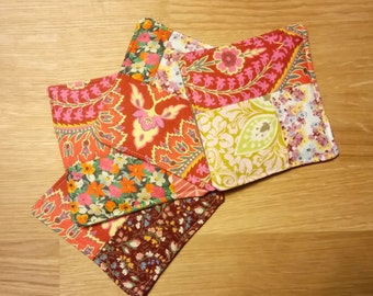 Patchwork Drinks Coasters