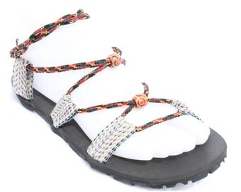 Atinga Trail (hand-crafted tire sandals)