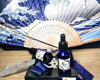 Cozy Solstice - Multi-Purpose Hair & Skin Oil (Sensitive)