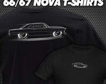1966 1967 Nova T-Shirt Chevy II