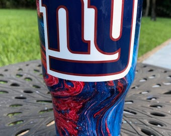 New York Giants Painted Ozark Trail Cup