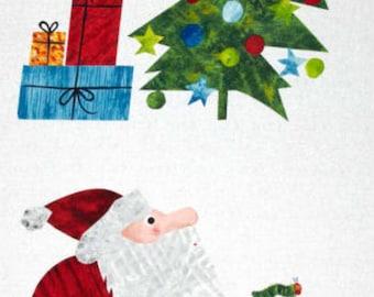 "Santa Sack - Very Hungry Caterpillar - approx 22""x40"""