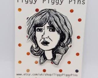 Joyce Byers - Stranger Things Pin