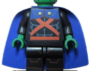 Martian Manhunter (Cartoon) - LEGO Compatible
