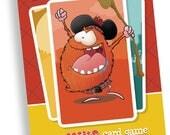 BAHOOCHIE! an eejits card game