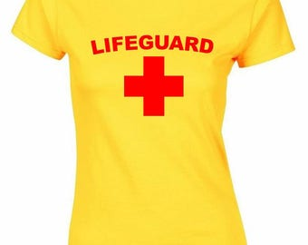 LIFEGUARD Ladies T-Shirt