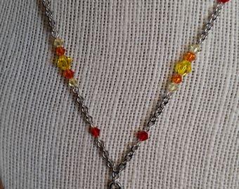 Dragonball Goku Necklace Set