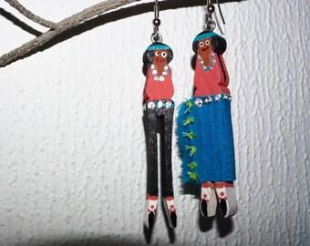 Nifty Navajo Earrings