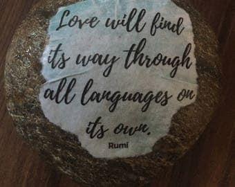 Rocking Rumi