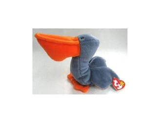 Ty Beanie Babies Scoop the Pelican 1996