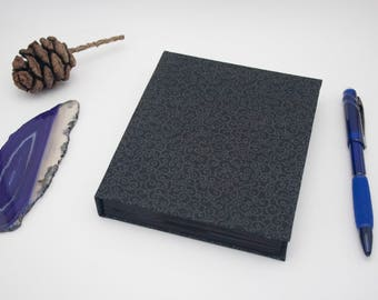 Little Black Book, Black Pages Fabric Hardcover Sketchbook