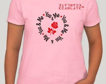 "ECARLATE""Valentine's Day"" Ladies Light Pink"