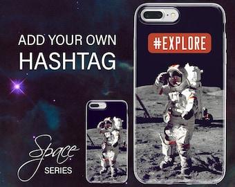 Astronaut phone case, Samsung galaxy s5 phone case, htc 10 case, lg g6 case, galaxy a3 case, samsung j7 case, iphone case, samsung a3 case