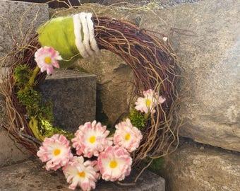 Frühlingskranz Spring wreath