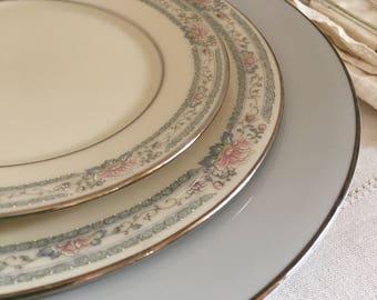 Lenox Salad Plates Set of 4 Charleston