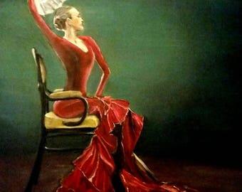 Flamenco Beauty (Belleza Flamenca)