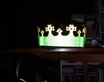 Hivis Helmet Crown Wrap
