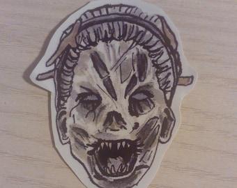 The Hag Sticker