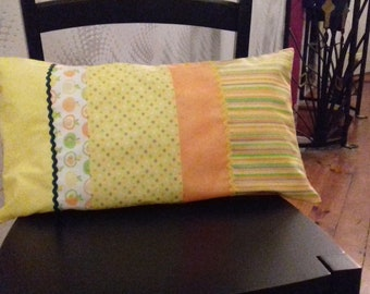 Cushion cover and inside