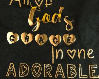 All of God's Love shirt