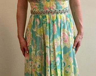 Vintage Prom Dress Size 6/8