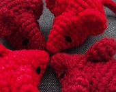 4 Red Mice