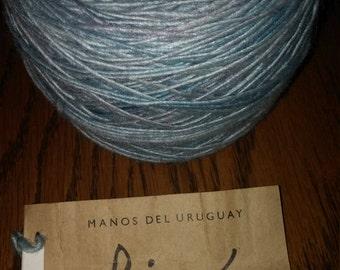 Manos Del Uruguay Fino Yarn, Yarn Destash Sale