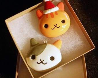 LIMITED - Custom Cat Ornament