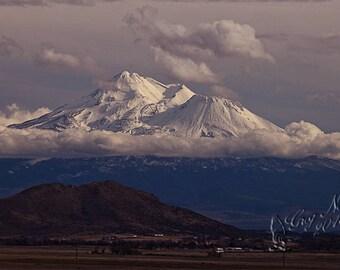 Mt. Shasta, Northern California