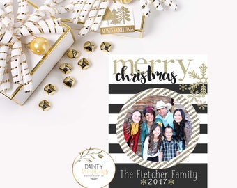 2017 Christmas Card Design #21