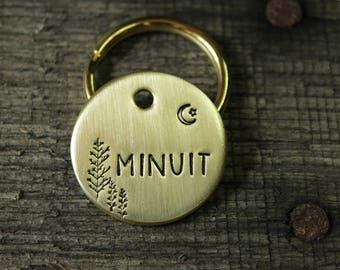 Dog ID tag - custom made for your pet