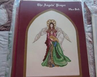 The Angel's Prayer. Mar Bek. Rebecca Waldrop. Serendipity Designs