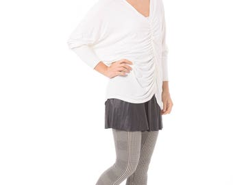 Long sleeve tunic, Plus size top, Plus size tunics, Long sleeve plus size tunic, Maternity tops, Plus size clothes, Oversize tunic
