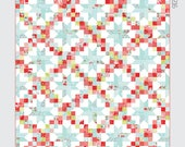 Patchwork Sky Quilt Pattern - Star Quilt Pattern - Thimble Blossoms TB 216 - Jelly Roll and Charm Pack Friendly Quilt Pattern