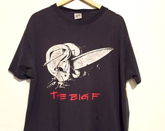 The Big F Band Tee