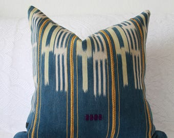 Baoule Pillow Cover - 18x18, 20x20