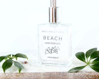 Beach Hair Perfume | Coconut Perfume | 100% natural, vegan and organic